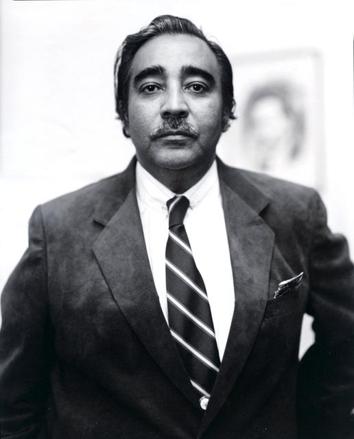 , 'Congressman Charles B. Rangel, Democrat, New York, 1987,' 1987, Deborah Bell Photographs