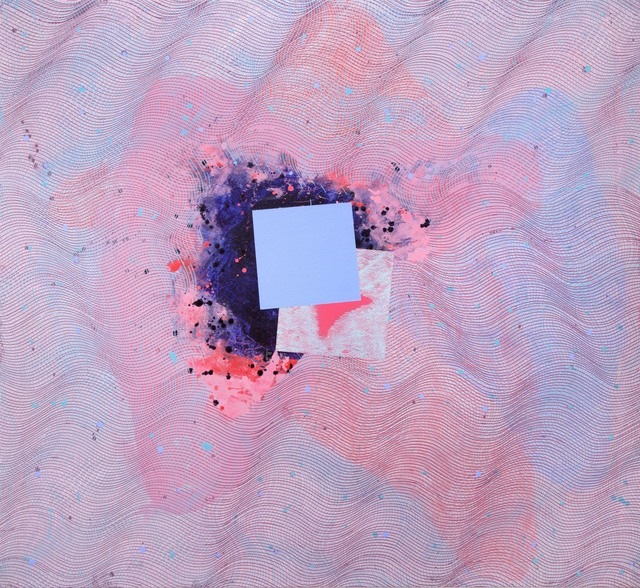, 'Space is a Dangerous Country - Float,' 2014, Flowers