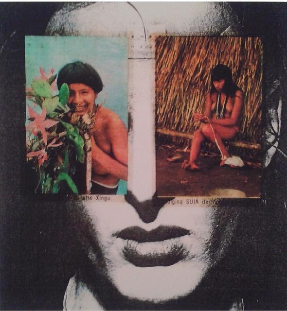 Anna Bella Geiger, 'História de Brasil:Little Boys & Girls(III),' 1975-1976, Aura