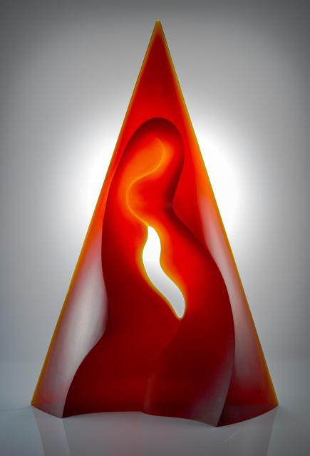 Latchezar Boyadjiev, 'Affection', 2013, Sculpture, Cast glass, Avran Fine Art