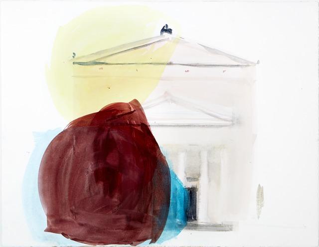 , 'Elisabethkirche,' 2014, Anglim Gilbert Gallery