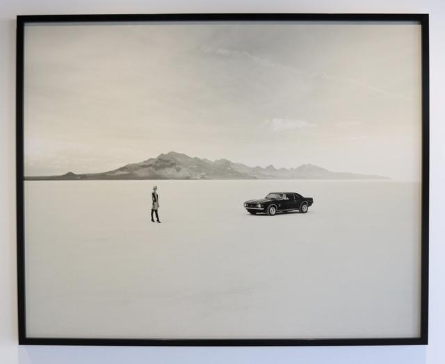 , 'Salt Flats,' 2017, Provocateur Gallery