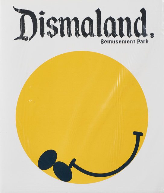 Banksy, 'Dismaland Bermusement Park Program and Mercury Magazine', 2015, Rago/Wright