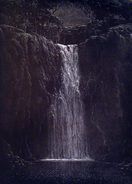 Tomás Sánchez, 'Sonido de Aguas en la Noche', 2009, Marlborough Graphics