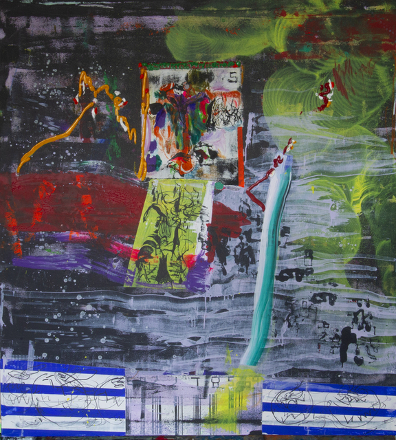 Ilidio Candja Candja, 'Sinais e signos #4', 2018, Galeria de São Mamede
