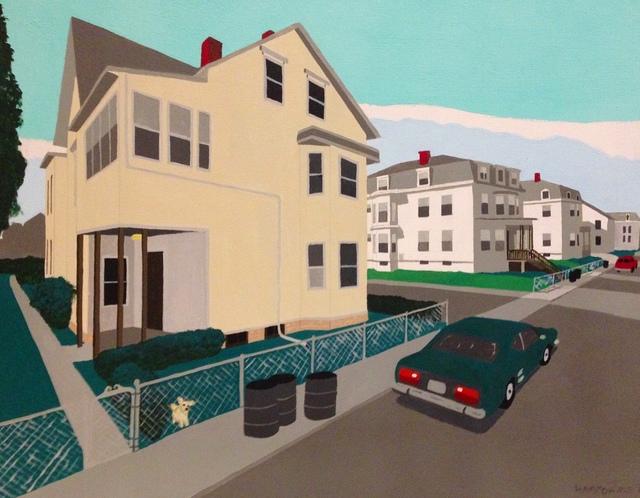 , 'Whipple Street, Fall River, MA,' 2016, Clyde Hogan Fine Art