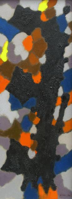 , 'Black Vertical,' 1959, Whitford Fine Art