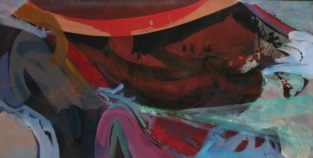 , 'Island Longroll,' 1980, Berry Campbell Gallery