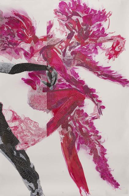 , 'La dance des Ecorchées 1,' 2017, Spotte Art