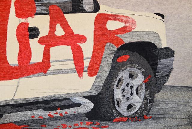 , 'Liar,' 2016, Hashimoto Contemporary