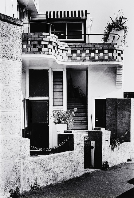 , 'Customized House-front 2,' 1975, Charles Nodrum Gallery