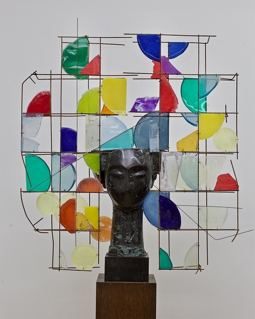 , 'Cabeza de Resina con Colores,' 2019, Opera Gallery