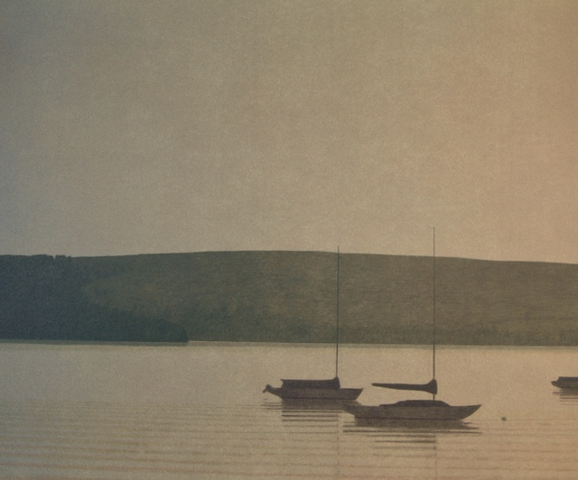 , 'STILL EVENING AT TOMALES BAY,' 2001, Fitzwater Street Gallery