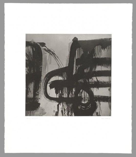 , 'Homage to Franz Kline (Lima 55 - 1975),' 1989, Nikola Rukaj Gallery