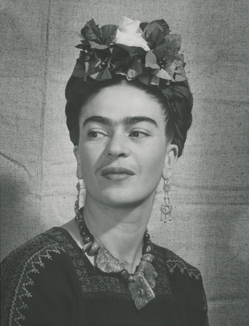 , 'Frida Kahlo,' 1940, Museum für Fotografie