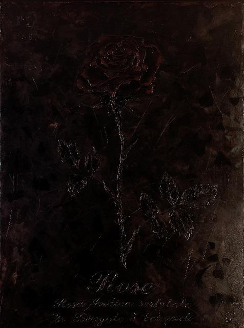 , 'Rose,' 2017, Exhibit 320