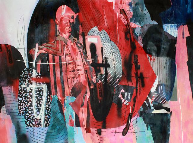 , 'Spanish Bullfighting #2,' 2016, RuArts Gallery