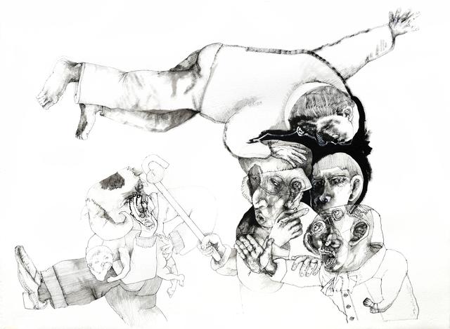 , 'El Salvador V,' 2017, Galerie Claire Corcia