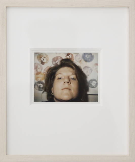 , 'Self-portrait with tit prints,' , Nathalie Karg Gallery