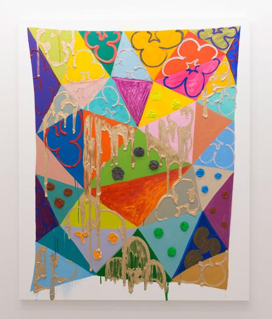 , 'Broken Spectrum,' 2017, Rhona Hoffman Gallery