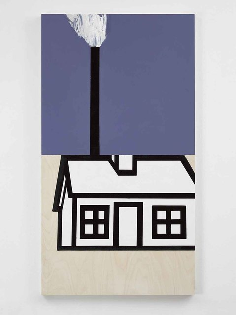 , 'House with wood burning stove,' 2018, Alan Cristea Gallery