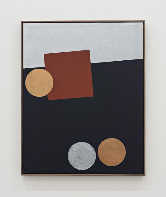 , 'Lissajous 8,,' 2015, PROYECTOSMONCLOVA