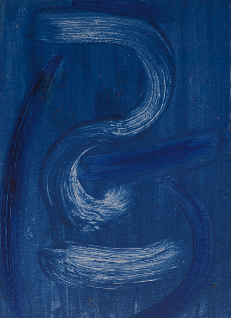 , 'without title,' 1954, Galerie Doebele
