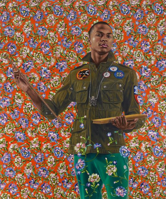 , 'Anthony of Padua,' 2013, Seattle Art Museum
