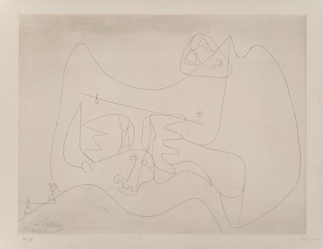 Le Corbusier, 'Naissance Mintoaure', 1964, Heritage Auctions