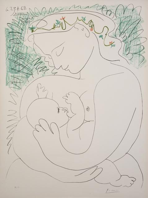 Pablo Picasso, 'Grand Maternité', 1963, Forum Auctions