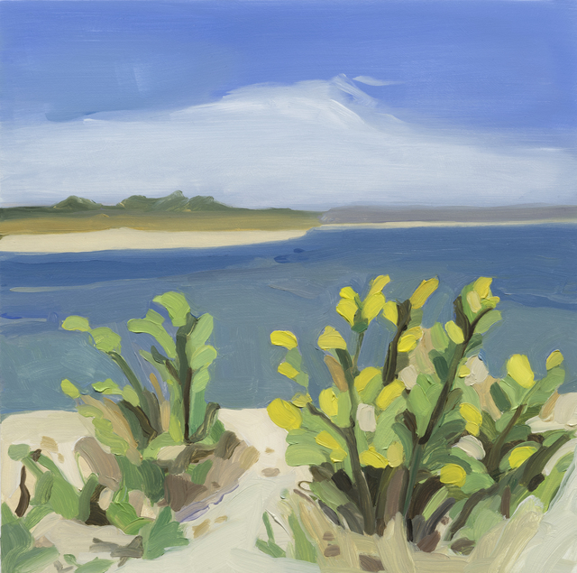 , 'Yellow Flowers - Long Island,' 2014, 303 Gallery