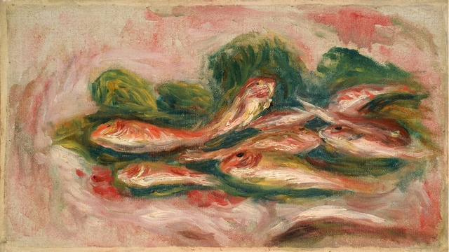 , 'Les Rougets,' ca. 1918, BAILLY GALLERY