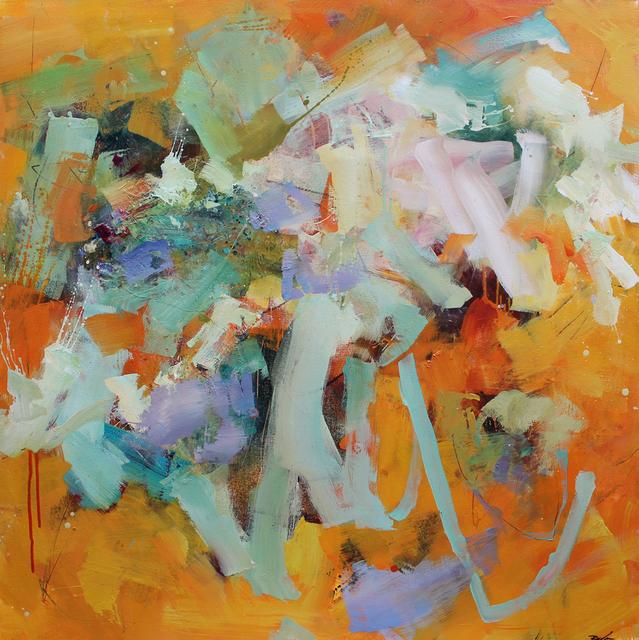 , 'Braggadocious I,' , Moberg Gallery