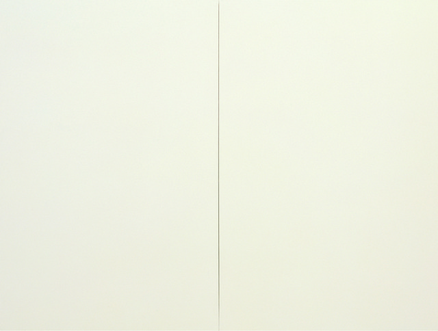 , 'White Painting,' 1951, Gagosian