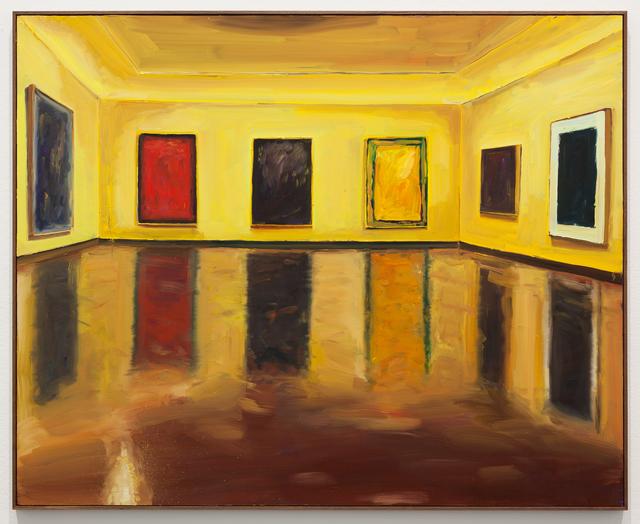 , 'Ominous/Abstract,' 2018, Galleri Magnus Karlsson