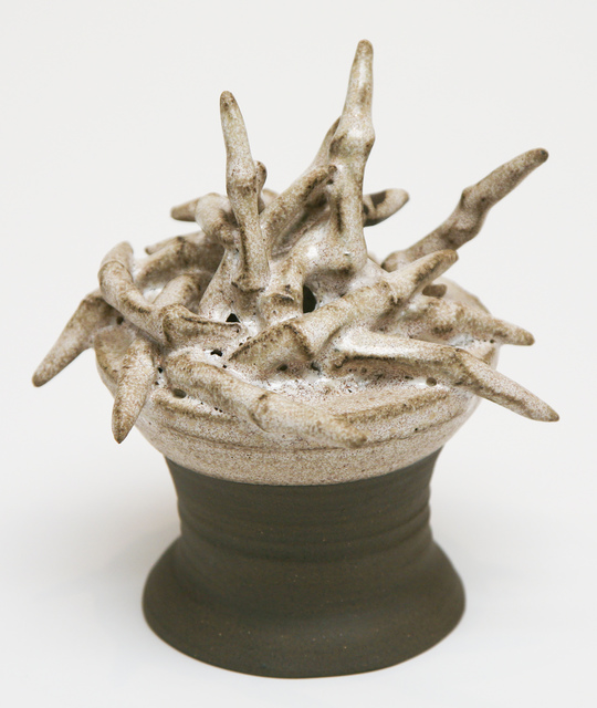 , 'Pile of fingers on stand,' 2014, David Richard Gallery