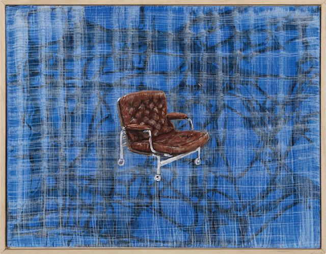 , 'Easy Chair,,' 2018, Barnard