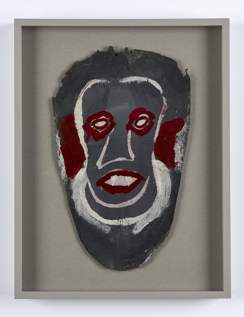 , 'Grey Mask,' , Ingleby Gallery