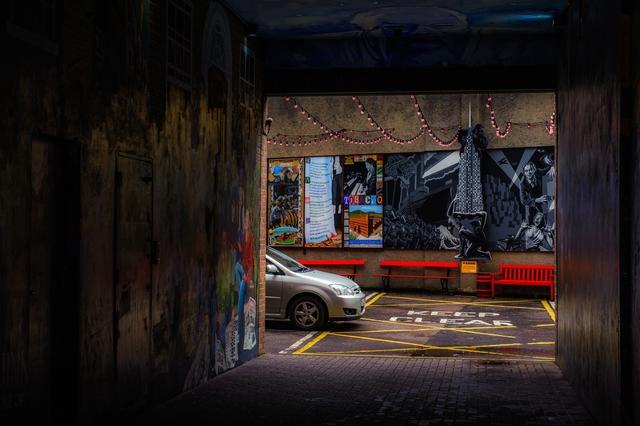 , 'Belfast I,' 2015, Galleri Duerr