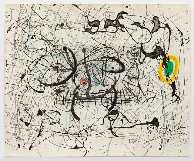 Joan Miró, 'Fissure 12', 1969, Alan Cristea Gallery