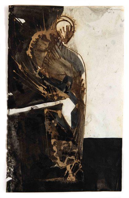 , 'Falaise traversée,' 2016, Galerie Maeght