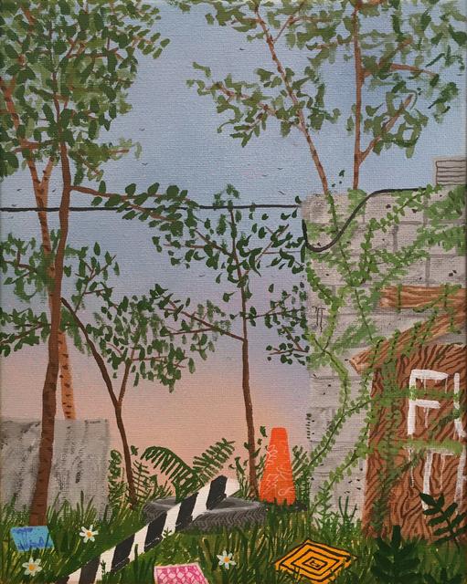 , 'FUTR,' 2018, Antieau Gallery
