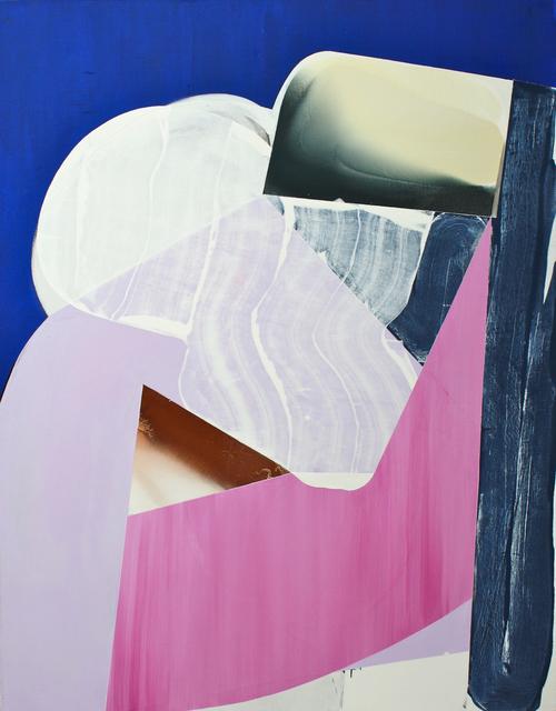 , 'Feign Pink ,' 2017, Kathryn Markel Fine Arts