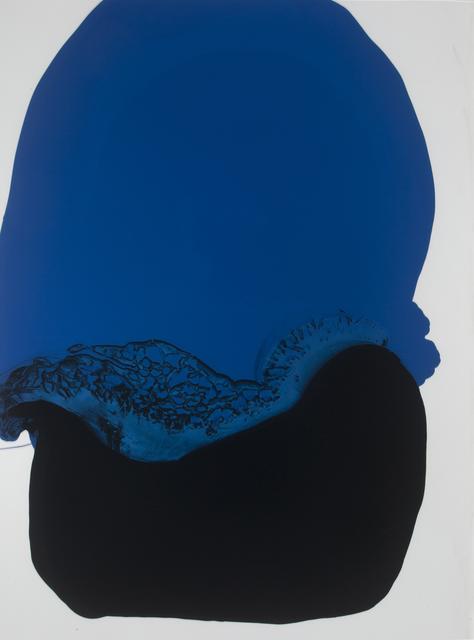 Mel O'Callaghan, 'En Masse, blue and black', 2015, Belo-Galsterer Galeria