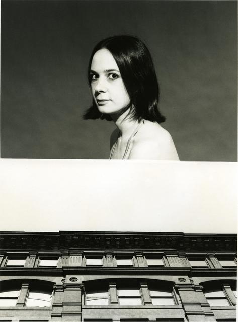 , 'The Camera: Je or La Camera: I (Still),' 1977, Kunsthalle Wien