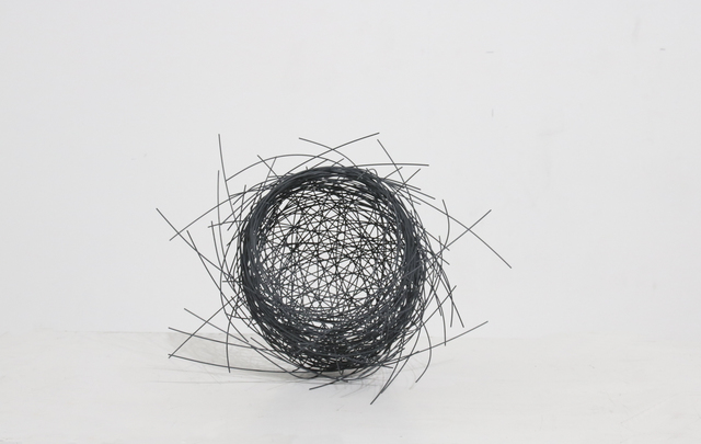 , 'Graphite Nest,' 2018, Beatriz Esguerra Art