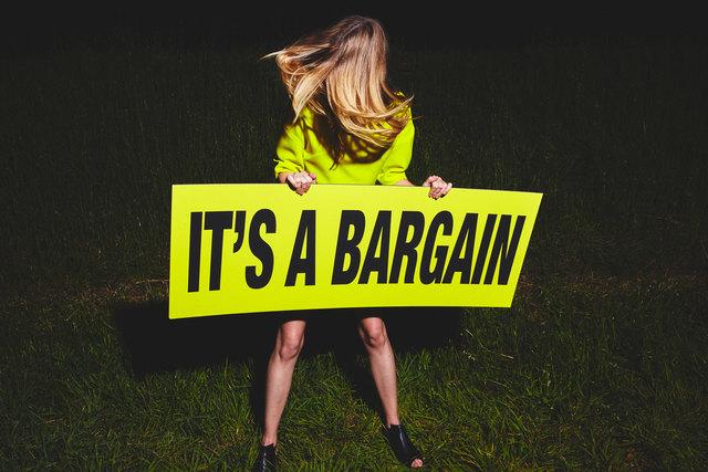 , 'Bargain Basement,' , ArtStar