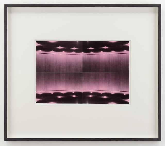 , 'Terminal Space 1,' 1982, Parafin