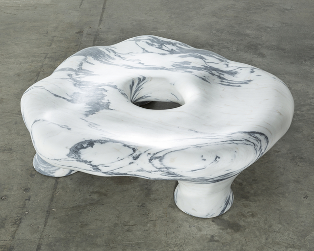 The Haas Brothers, 'Unique The Barrel coffee table', 2014, R & Company