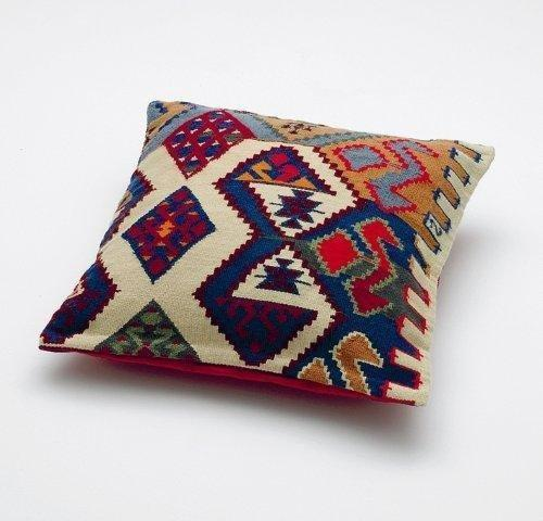 , 'Georg's Pillow(Replica of a pillow from George Lukács' sofa in his study at Belgrad Kai, Budapest), For Parkett 78,' 2007, Parkett
